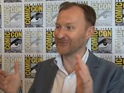 Mark Gatiss, Steven Moffat and Sue Vertue talk Sherlock's return and series 3 with DS.