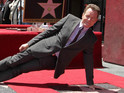 We look at overjoyed stars and their funny poses on the world-famous sidewalk.