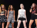 "The group reveal that they are keeping ""the same Little Mix sound"" on new LP."