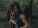 Steven Yeun opens up about working with Norman Reedus in AMC show.
