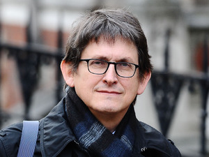 Alan Rusbridger Editor of the Guardian Alan Rusbridger arrives at the Leveson Inquiry at the Royal Courts of Justice in London.