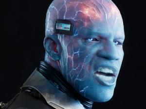 Jamie Foxx as Electro in 'The Amazing Spider-Man 2'