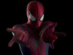 Spider-Man in 'The Amazing Spider-Man 2'