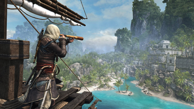 'Assassin's Creed 4: Black Flag' screenshot