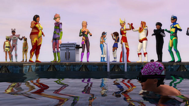 The Sims 3: 'Into the Future' and 'Movie Stuff' extension packs