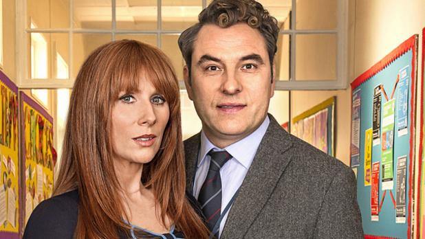 Big School: David Walliams and Catherine Tate