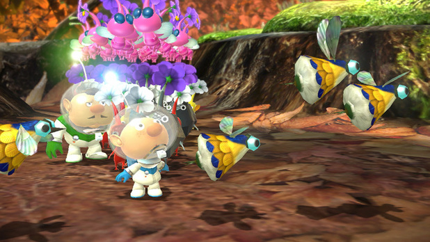 'Pikmin 3' screenshot