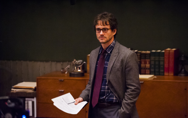 Hugh Dancy as Will Graham in Hannibal
