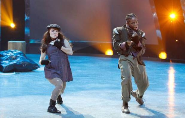 So You Think You Can Dance: Amy Yakima and Fik-Shun