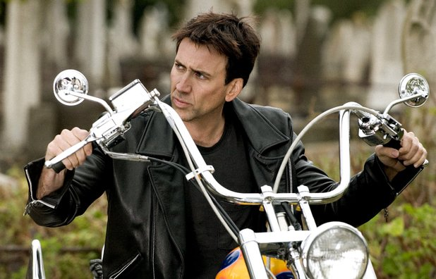 GHOST RIDER' FILM STILLS - 2006GHOST RIDER, Nicolas Cage, 2006 2006