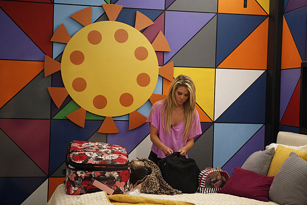 Big Brother USA houseguest Aaryn