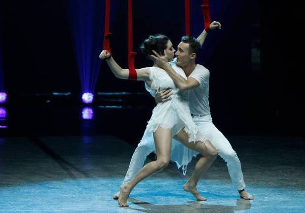 So You Think You Can Dance:  Jenna Johnson and Tucker Knox