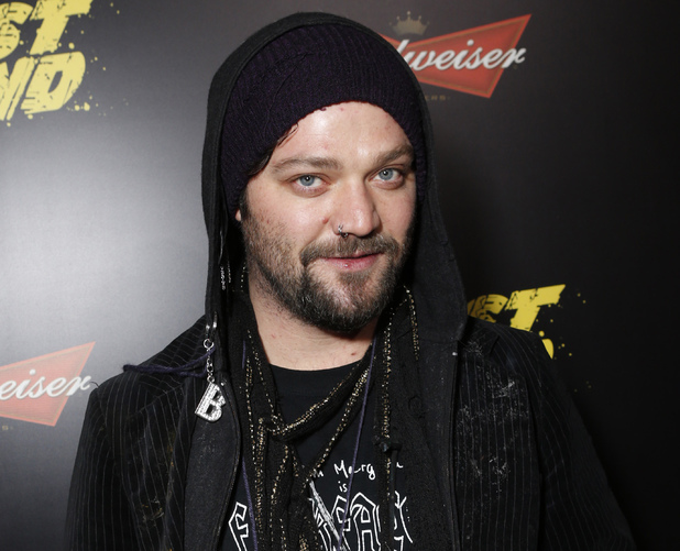 "Bam Margera at the LA premiere of ""The Last Stand"" at Grauman's Chinese Theatre in Los Angeles"