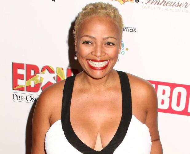 Kim Fields at the Ebony's Pre-Oscar Celebration at the Jim Henson Studios, 22.02.07