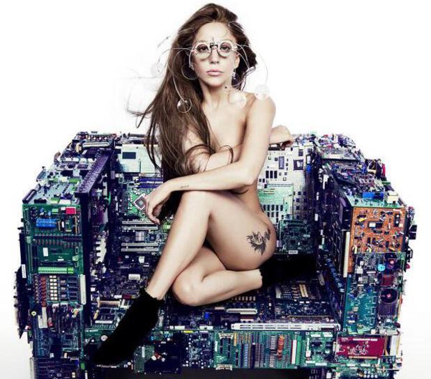 Lady GaGa 'ARTPOP' promo image