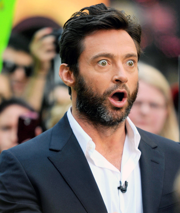 Hugh Jackman, 'Good Morning America' TV show, New York, America