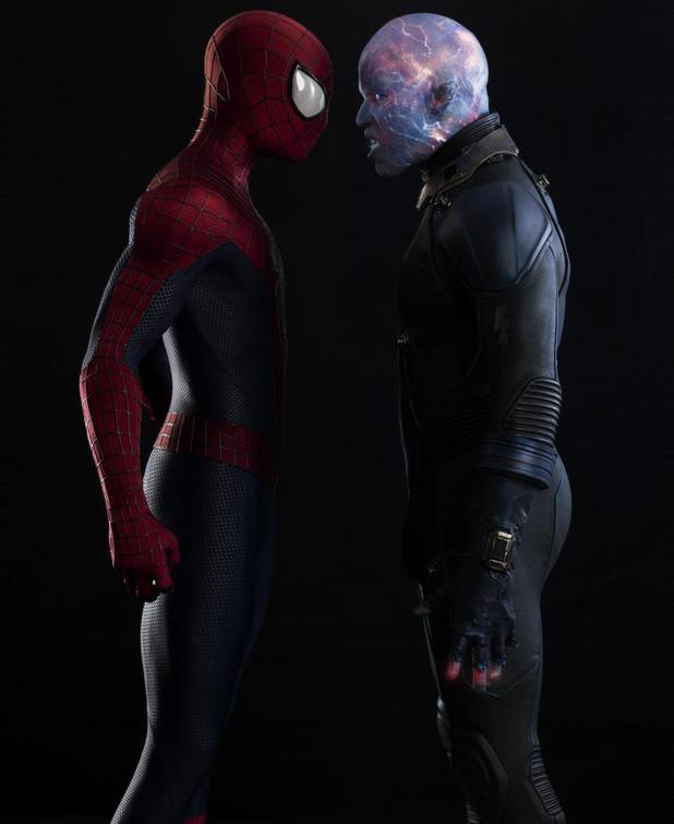 Spider-Man and Electro