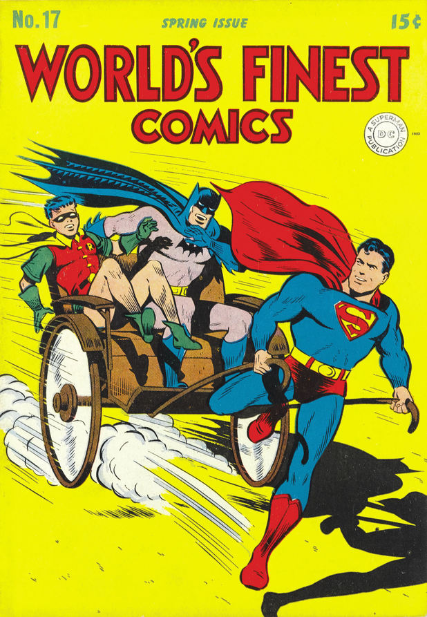 World's Finest Comics #17