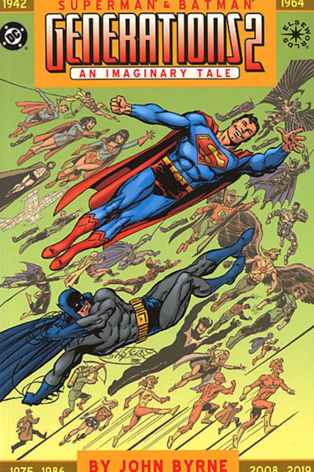 Superman and Batman: Generations