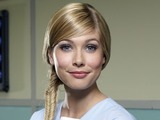Lauren Drummond as Chantelle Lane in Holby City