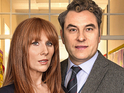 The BBC One comedy sheds a further 610k viewers.