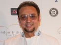 Gulshan Grover was a special guest of LIFF at the closing night screening.