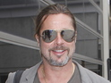 Brad Pitt is reportedly worried about getting trench foot on the set of his new movie.
