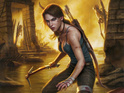 The Tomb Raider sequel is announced alongside a teaser trailer.