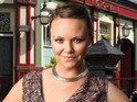 Charlie Brooks bowed out on screen in the latest episode.