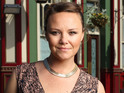 Charlie Brooks joins forces with her friend Mark Jermin.