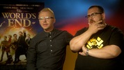 Edgar Wright, Simon Pegg take on 'Cornetto Trilogy' quiz