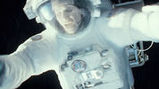 Gravity trailer single-take 'Detached' scene