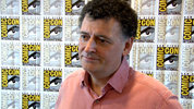 Digital Spy at Comic-Con 2013 Doctor Who boss Steven Moffat ta
