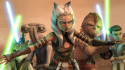 Watch the trailer for animated series Star Wars: The Clone Wars.