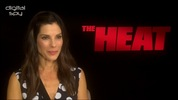 Sandra Bullock, Paul Feig 'The Heat' interview
