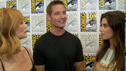Digital Spy at Comic-Con 2013 Intelligence stars Josh Holloway, Marg Helgenberger and Meghan Ory talk about the upcoming high-tech espionage drama.