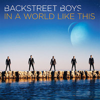 Backstreet Boys 'In A World Like This' album art.
