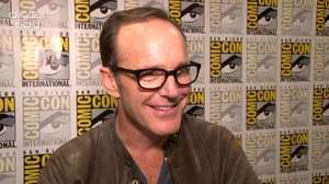 Clark Gregg and Joss Whedon on 'Agents of SHIELD'