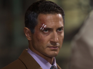 Sasha Roiz as Captain Sean Renard in 'Grimm'
