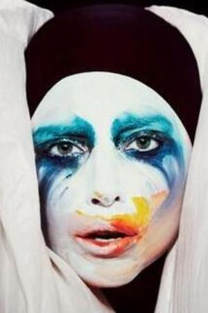 The cover of Lady Gaga's single 'Applause'