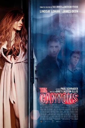Lindsay Lohan The Canyons poster