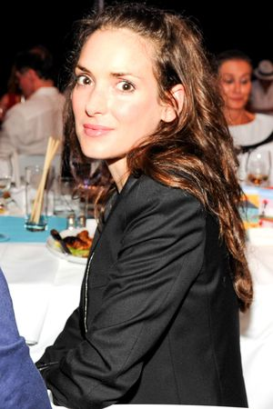 Winona Ryder, Devil's Heaven: The 20th Annual Watermill Center Summer Benefit, New York, America - 27 Jul 2013