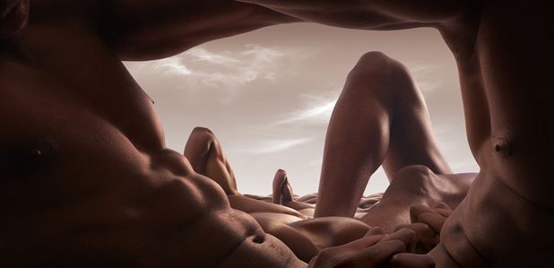 Bodyscapes - The Cave of Abdo Men