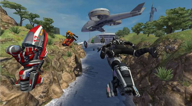 'Riptide GP2' screenshot