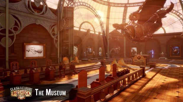 BioShock Infinite DLC 'Clash in the Clouds'