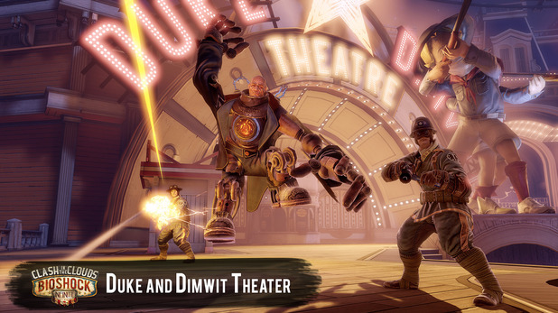 BioShock Infinite DLC 'Clash in the Clouds'