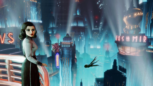 BioShock Infinite DLC 'Burial at Sea'
