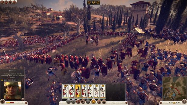 'Total War: Rome 2' screenshot