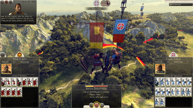 'Total War: Rome 2' screenshot