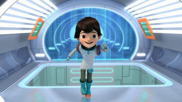 Disney Junior's 'Miles From Tomorrowland'